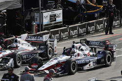 1. Graham Rahal, Rahal Letterman Lanigan Racing, Honda