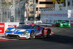#67 Ford Performance Chip Ganassi Racing Ford GT: Ryan Briscoe, Richard Westbrook