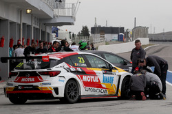 Pierre-Yves Corthals, DG Sport Compétition, Opel Astra TCR