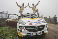 Chris Ingram ed Elliot Edmondson, Opel Adam R2
