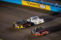 Matt Tifft, ThorSport Racing Toyota, Rico Abreu, ThorSport Racing Toyota