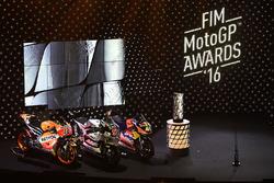 Les motos des Champions du monde