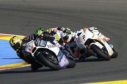 Karel Abraham, Aspar MotoGP Team; Alex Rins, Team Suzuki MotoGP