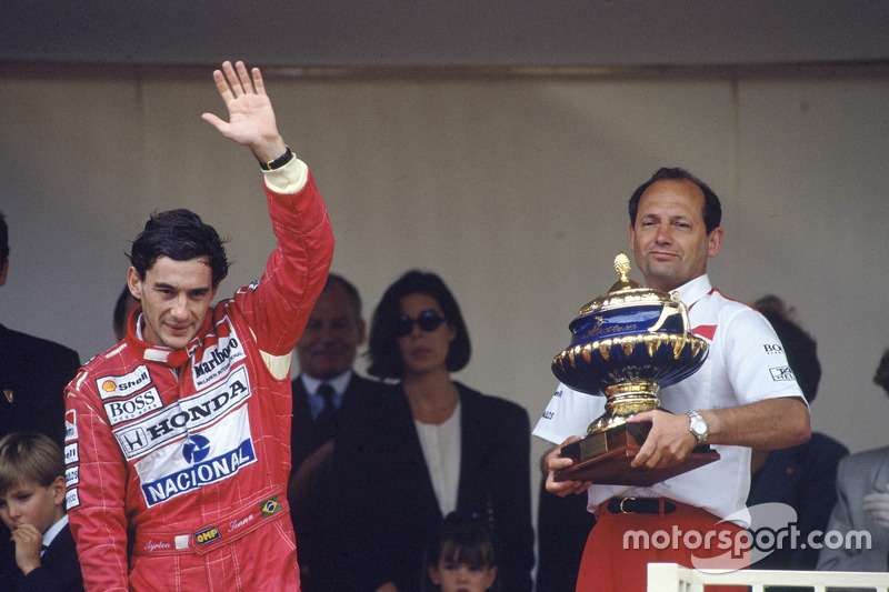 34 - GP de Mónaco, 1992, Montecarlo