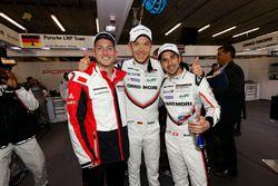 Polesitter: Neel Jani, Andre Lotterer, Nick Tandy, Porsche Team