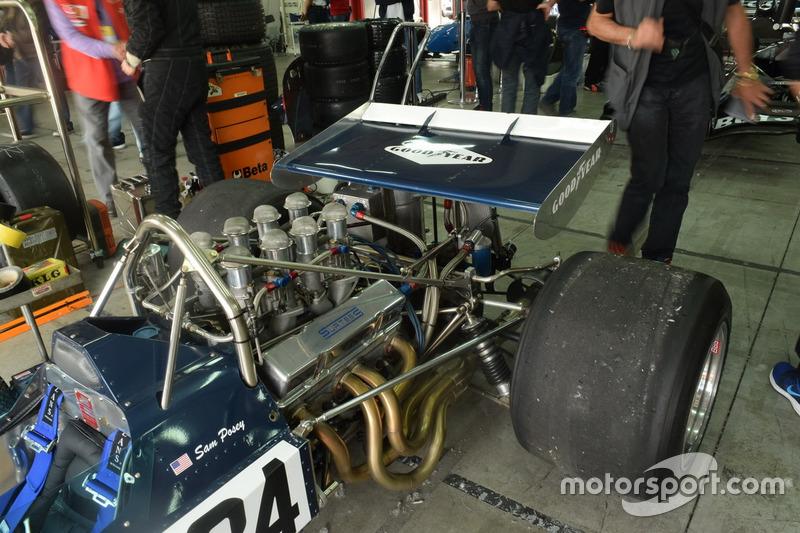 Motore della Surtees TS9B di Sam Posey