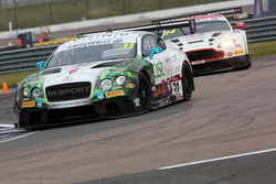 Rick Parfitt Jr., Seb Morris, Team Parker Racing Bentley Continental GT3