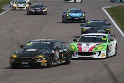 Matt Nicoll-Jones, Will Moore, Academy Motorsport, Aston Martin Vantage GT4