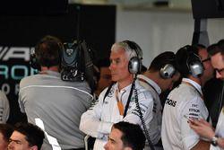 Geoff Willis, Mercedes AMG F1