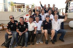 Les pilotes légendaires du Dakar 2017