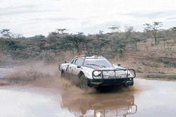 Björn Waldegaard, Hans Thorszelius, Lancia Strato