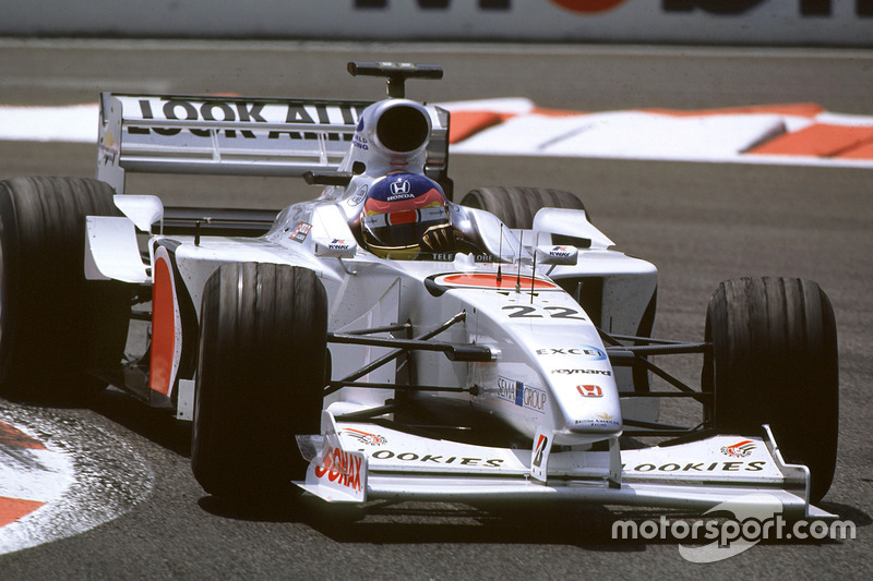 Jacques Villeneuve, BAR Honda