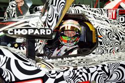 Porsche Team Porsche 919 Hybrid: Брендон Хартли