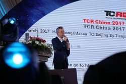David Huang (CEO TCR China)