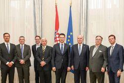 Incontro tra Governo croato, FIA e WRC