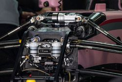 Force India VJM10 front suspension detail