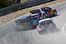 Sebastien Loeb, Team Peugeot-Hansen, Peugeot 208 WRX, Janis Baumanis, STARD, Ford Fiesta, Martin Kac