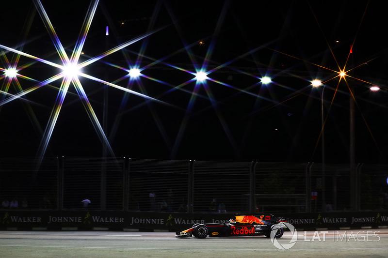 2. Daniel Ricciardo, Red Bull Racing RB13