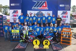 Toni Elías campeón de Moto América