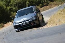 Mustafa Nazik, Peugeot 106
