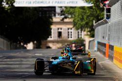 Sébastien Buemi, Renault e.Dams; Jean-Eric Vergne, Techeetah