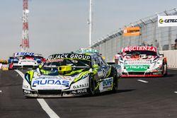 Martin Ponte, UR Racing Team Dodge, Matias Jalaf, Indecar CAR Racing Torino, Jose Savino, Savino Sport Ford
