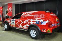Peter Brock'un Dakar aracı