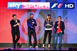 La squadra F1