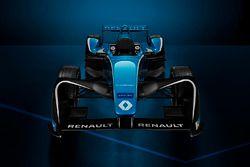 Neues Design bei Renault e.Dams für die Formel-E-Saison 2017/2018