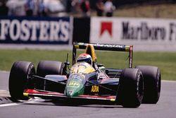 Eric Bernard, Larrousse Lola LC89