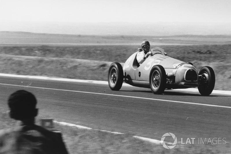 Maurice Trintignant, Simca-Gordini T15
