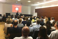 Conferenza Luigi Mazzola presso l'OBV di Mendrisio