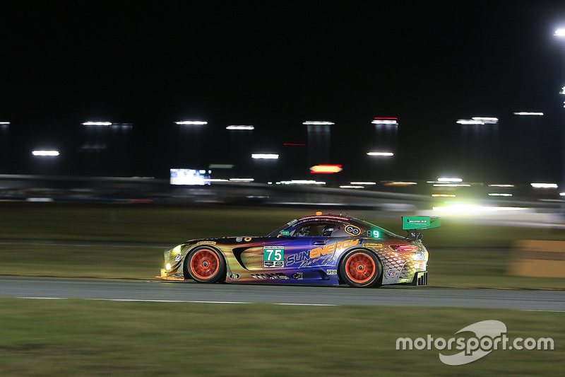 18. GTD: #75 SunEnergy1 Racing, Mercedes AMG GT3
