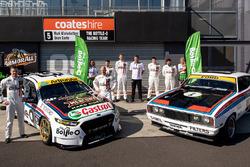 Mark Winterbottom, Prodrive Racing Australia Ford, Dean Canto, Prodrive Racing Australia Ford