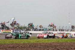 Pedro Gentile, JP Carrera Chevrolet, Prospero Bonelli, Bonelli Competicion Ford, Juan Pablo Gianini,