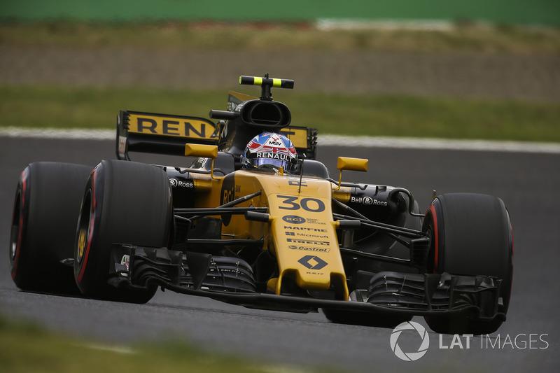 12. Jolyon Palmer, Renault