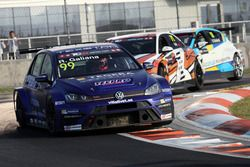 Rafaël Galiana, WestCoast Racing, Volkswagen Golf GTI TCR