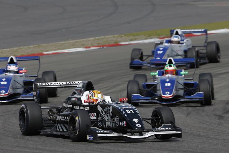2014 - Fórmula Renault 2.0