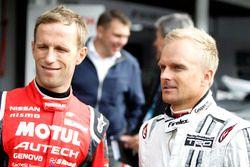 Ronnie Quintarelli, Nissan GT-R, Heikki Kovalainen, Lexus LC500
