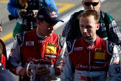 Mattias Ekström, Audi Sport Team Abt Sportsline, Audi A5 DTM and René Rast, Audi Sport Team Rosberg, Audi RS 5 DTM