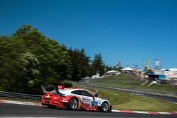 #30 Frikadelli Racing Team, Porsche 991 GT3-R: Klaus Abbelen, Sabine Schmitz, Andreas Ziegler, Alex