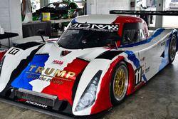 #11 FP1 Daytona Prototype, Shane Lewis, Guillermo Fernandez, MGM Motorsports