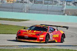 #26 MP1A Ferrari 458, Henrique Cisneros, NGT Motorsport