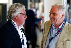 Keke Rosberg, Patrick Head