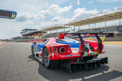 #68 Ford Chip Ganassi Racing Ford GT: Джої Хенд, Дірк Мюллер, Тоні Канаан