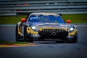 #111 JP Motorsport Mercedes-AMG GT3: Patryk Krupinski, Christian Klien, Mathias Lauda, Jens Liebhauser