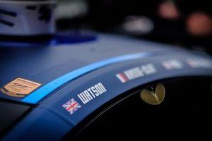 #159 Garage 59 Aston Martin Vantage AMR GT3: Andrew Watson, James Pull, Valentin Hasse Clot, Roman De Angelis