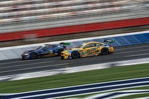 #23 Heart Of Racing Team Aston Martin Vantage GT3, GTD: Roman De Angelis, Ian James, #96 Turner Motorsport BMW M6 GT3, GTD: Robby Foley III, Bill Auberlen