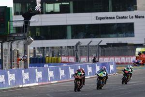 Le vainqueur Jordi Torres, Pons Racing 40