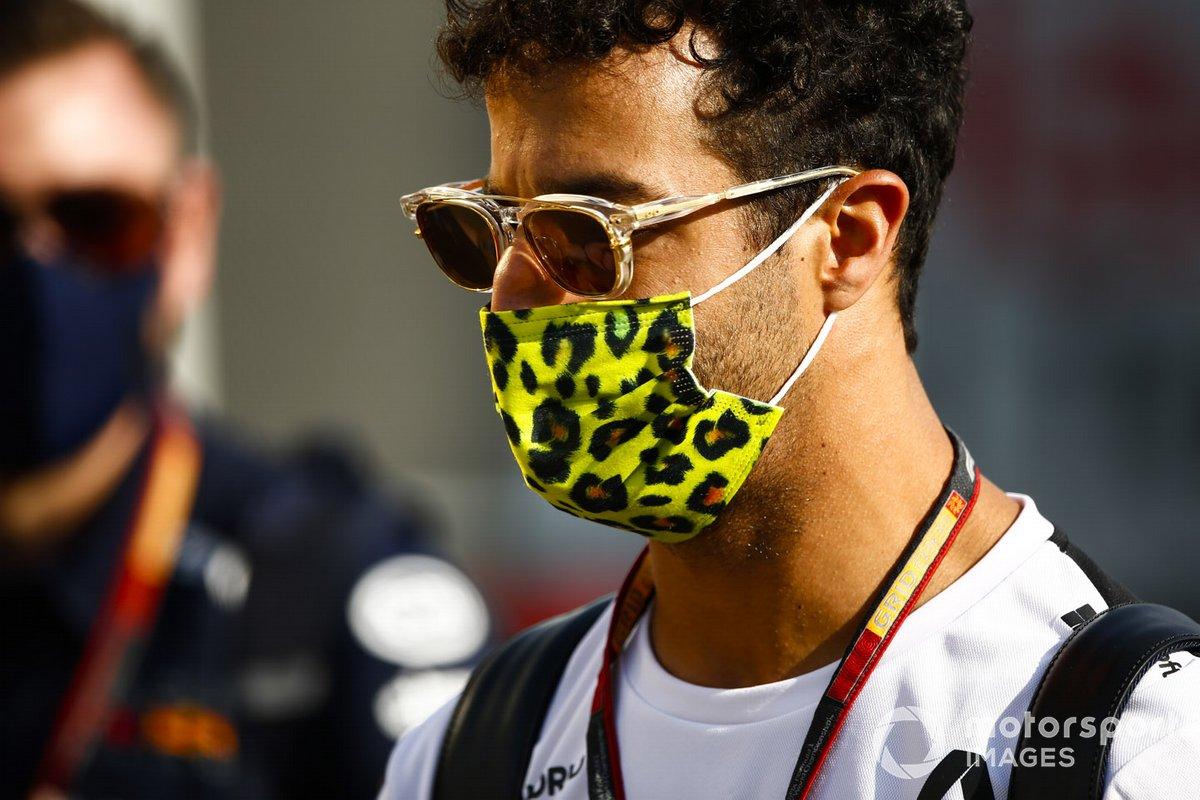 Mugello: Daniel Ricciardo (Renault)